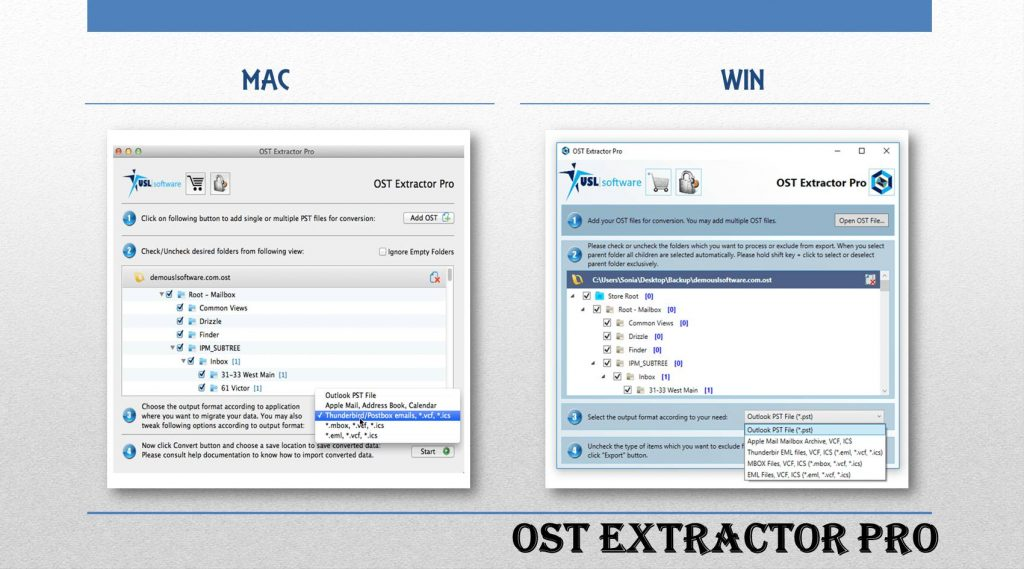 converting microsoft ost to pst